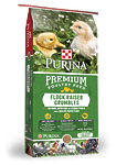 Purina Flock Raiser SunFresh Recipe Pellets Natural Chicken Feed