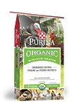 Purina Organic Scratch Grains Poultry Feed