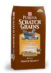 Purina Scratch Grains SunFresh Grains Natural Chicken Feed
