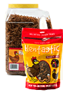 Hentastic Dried Mealworm, various sizes