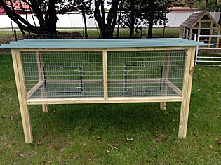 Rabbit Hutch 1